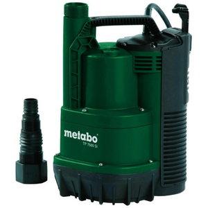 Дренажный насос для чистой воды TP 7500 SI, METABO