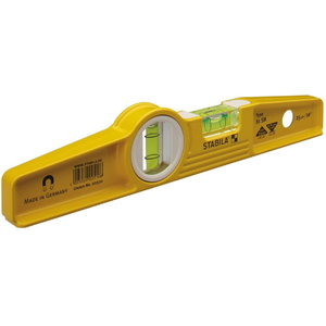 Spirit level, type 81 SM, 25 cm, 12 magnets with holster, Stabila