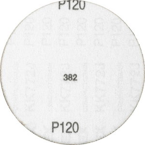 Šlif.pop.eksc. d-125mm P120 Velcro (Hookit) Compact Grane