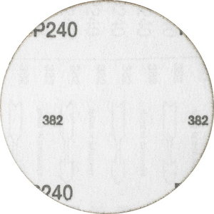Šlif.pop.eksc. d-125mm P240 Velcro (Hookit) Compact Grane