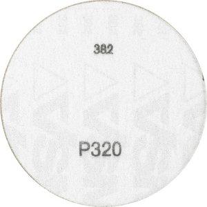 Šlif.pop.eksc. d-125mm P320 Velcro (Hookit) Compact Grane