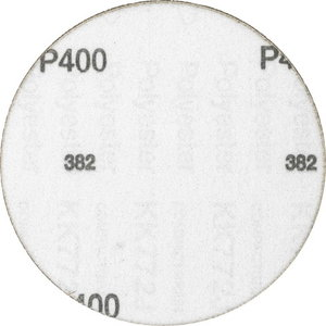 Šlif diskas . d-125mm P400 Velcro (Hookit) Compact Grane, Pferd
