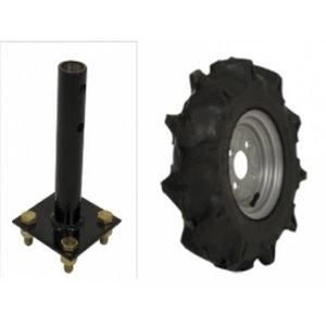 Guminių ratų rinkinys TB/TR 50 kultivatoriams, Triunfo
