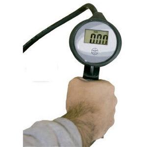 Manuālais riepu pumpis, 0 - 12 bar, digitālais manometrs, SPIN
