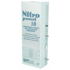 Lämmastikugeneraator Nitropoint 10, Spin