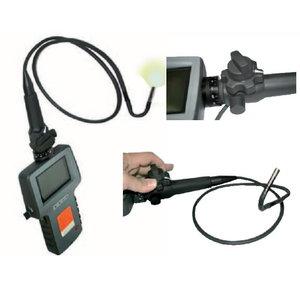 Ülevaatuskaamera endoskoop 3.5''TFT SDmäluga, Spin