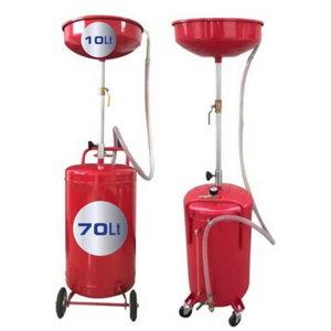 Waste oil unit 70L, SPIN
