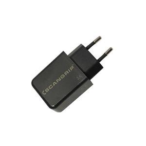 Laadija/USB adapter, juhtmeta, 2A, Scangrip