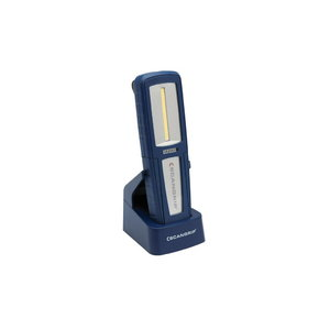 Rankinis šviestuvas LED UNIFORM USB  IP65 150/300lm, Scangrip