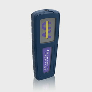 UV töövalgusti UV-FORM 1,5W COB LED 150 lumen 340lux @ 50cm, Scangrip