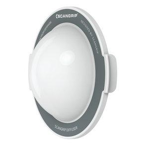 Light diffuser for NOVA 4 CAS, Scangrip