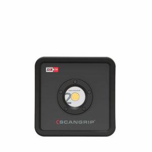 Battery work light NOVA 2 CAS, carcas, 2000lm, Scangrip