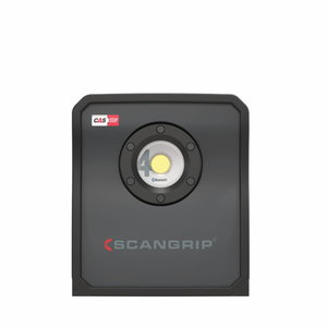 Darbinis šviestuvas, akum. NOVA 4 CAS rėmas, IP65, 4000 lm, Scangrip