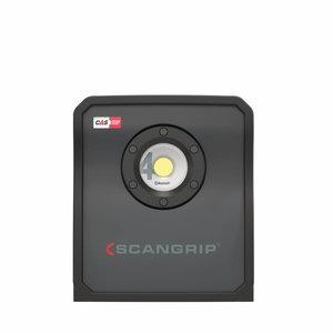Battery work light NOVA 4, IP65, BT, 4000lm, carcas CAS, Scangrip