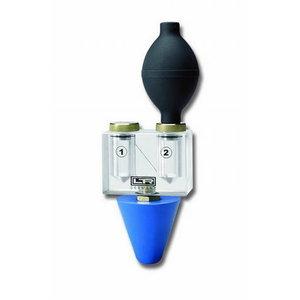 CO2 noplūdes detektors LT 200.2G, Leitenberg