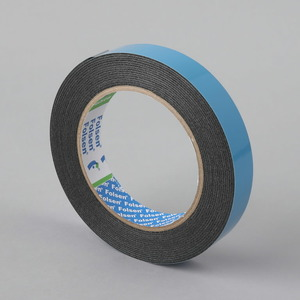 Double-sided tape black 19mmx5mx1,1mm, Folsen