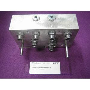 Hydraulic block compl., Nussbaum