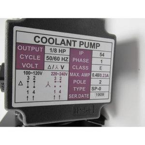Plastic coolant pump 230V / 100W, Optimum
