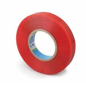 Double-sided tape, white 12mmx50m, Folsen