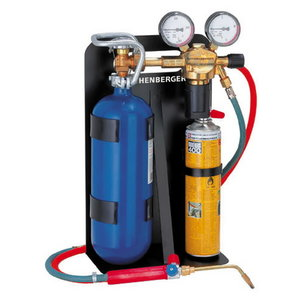 Roxy 400 L gāzes metināšanas  komplekts, Rothenberger
