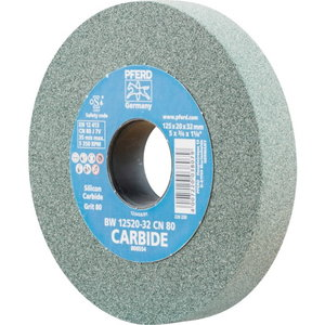 Šlifavimo diskas 125x20/32mm CN 80 BW Carbide, Pferd