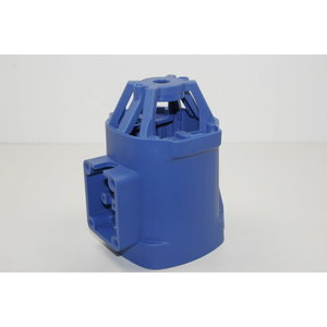 MOTOR HOUSING MB 754 NO. 47 / BLUE-7462C, Metallkraft
