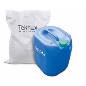 Chemija detalių plovykloms SAX 25kg bag, Sme