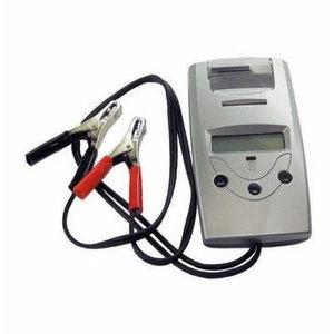 Тестер для аккумулятора и генератора, 6/12 В, с принтером BT501, SPIN