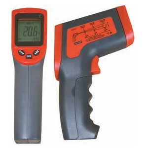 Digital infrared thermometer, Spin