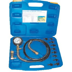 Oil pressure test kit, Spin