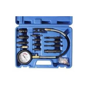 Kompresijos testeris dyzeliniams varikliams 0-700 psi, Spin