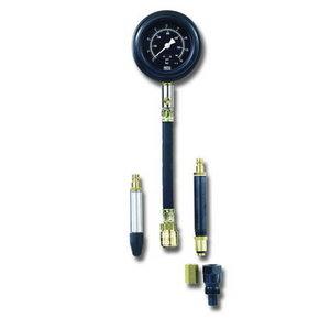 Kompresijas testeris KP80/4 benzīna un dīzeļa dzinējiem 0-40, Leitenberg