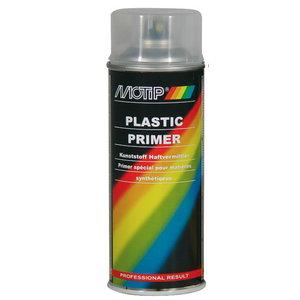 Krunt plastikule Plastic Primer 400ml aerosool, Motip