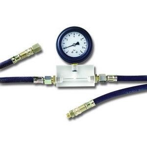 Fuel supply pump tester -1 to +9 bar, Leitenberger