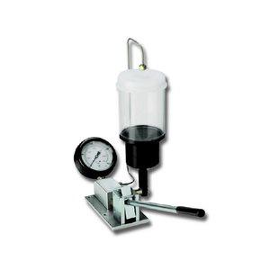 sprauslu parbaudes stends DET 061 ar kontrolbultu 0-400 bar