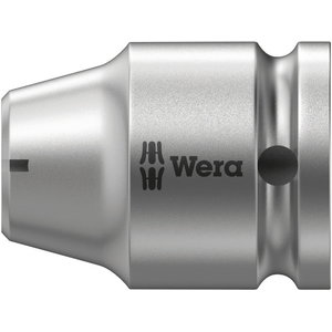 Uzgaļu adapters 1/2´´-1/4´´ 780C/1, Wera
