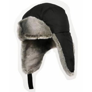 Talvemüts läkiläki TEPPO, tekstiil/tehiskarv 60