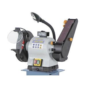 Belt grinding machine KSA 200 230V, Bernardo