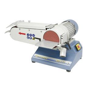 Belt and disc sanding machine BDS 75-2 400V, Bernardo