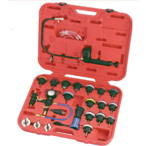 Universal cooling system analyser, Spin