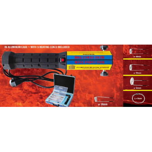 Indukcijas sildītājs Inductor Basic 1kw, SPIN