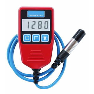Paint thickness meter, Spin