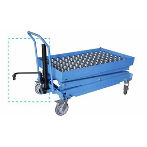 Hydraulic lifting platform, 1T, SPIN