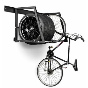 Wall tire holder, SPIN