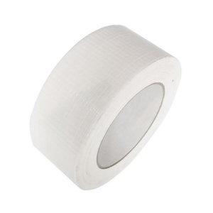 Ūdensizturīga auduma lente balts 300my 48mmx10m, Folsen