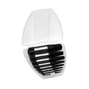 Screw remover set Nr1-5,M3-M18, 703-10, Exact