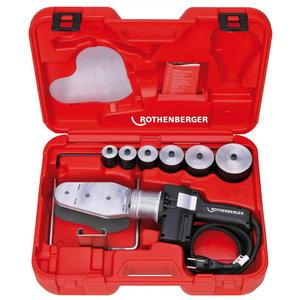 Комплект для сварки пластмассы ROWELD P63 S-6, ROTHENBE