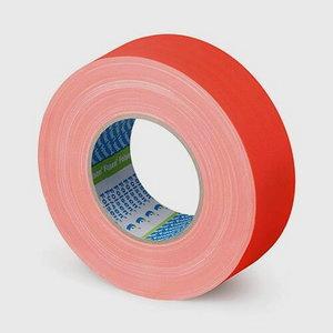 Niiskuskindel FLUO Gaffer teip oranž 300my 48mmx50m, , Folsen
