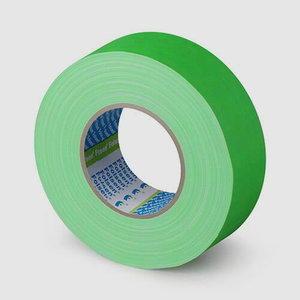 Niiskuskindel FLUO Gaffer teip roheline 300my 48mmx50m, Folsen
