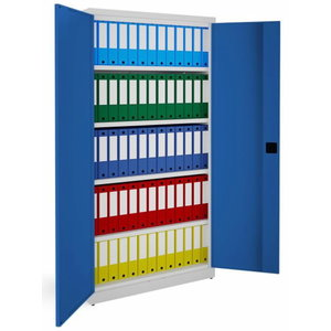 Bürookapp SB1000, RAL 7035/5005, PROMAG